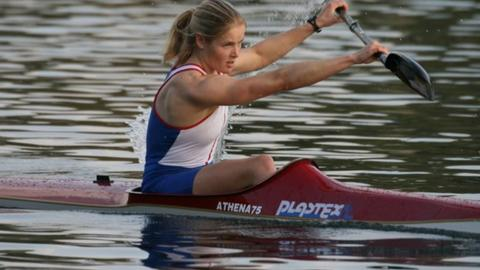 Jenna Ferris misses out on London 2012 Olympic spot - BBC Sport