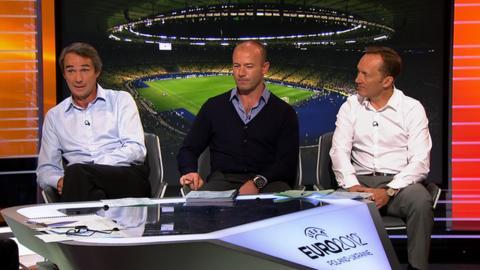BBC pundits on the Walcott effect