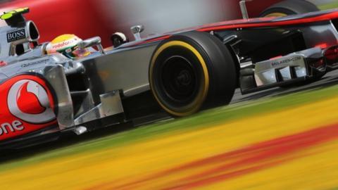 Lewis Hamilton wins in Canada
