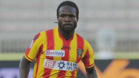 Christian Obodo of Nigeria and Udinese
