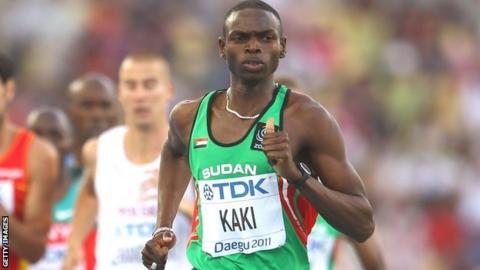 Abubake Kaki