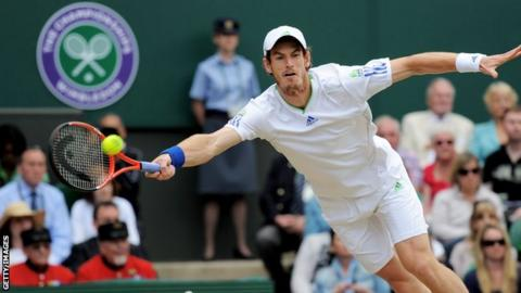Andy Murray has been seeded fourth for Wimbledon