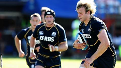 Scotland have beaten Australia and Fiji on tour