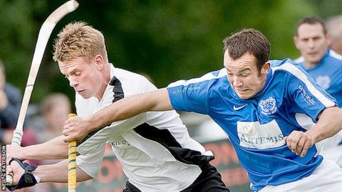 Kyles Athletic bear Lovat to go top of the Premiership.