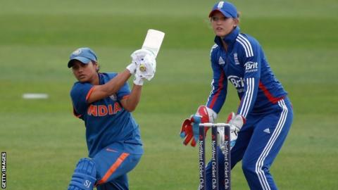 Amita Sharma hits out against England