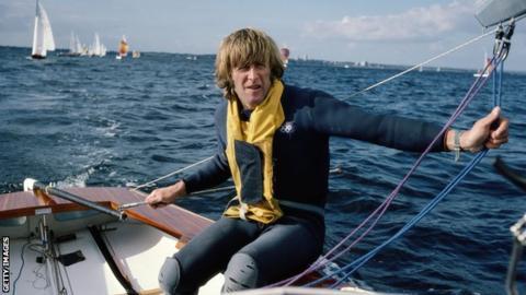 Rodney Pattison, Isle of Wight, 1979