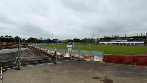 Copthall Stadium