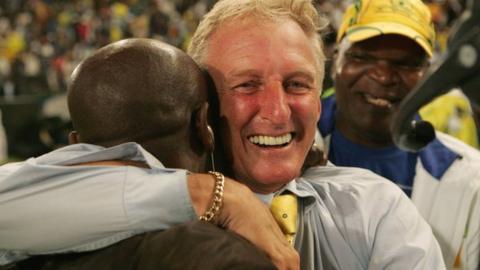 South Africa coach Gordon Igesund