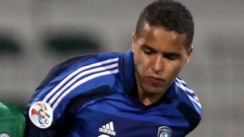 Morocco striker Youssef Al Arabi
