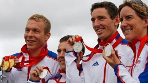 Scottish Olympic medallists of 2008