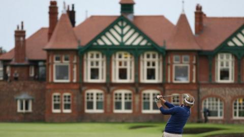 The Open 2012 - day two highlights
