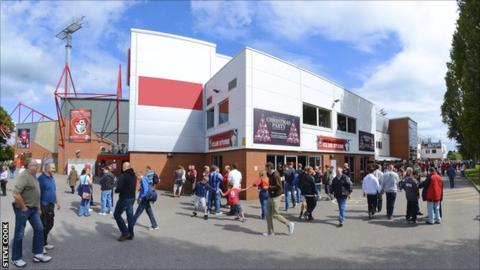 The Goldsands Stadium