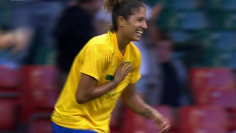 Brazil's Cristiane