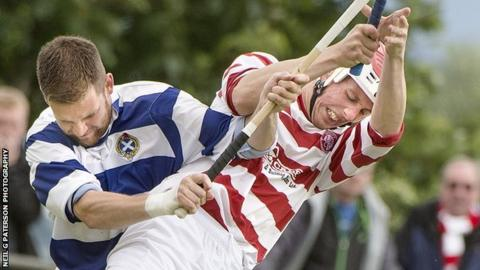 Newtonmore beat Lochaber in the Camanchd Cup quarter-final