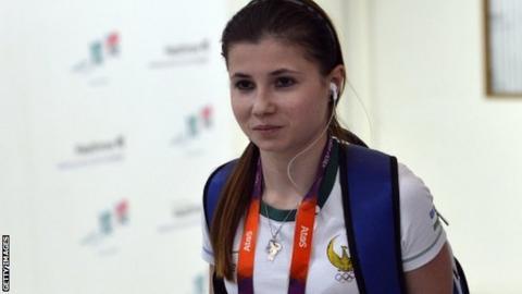 Luiza Galiulina