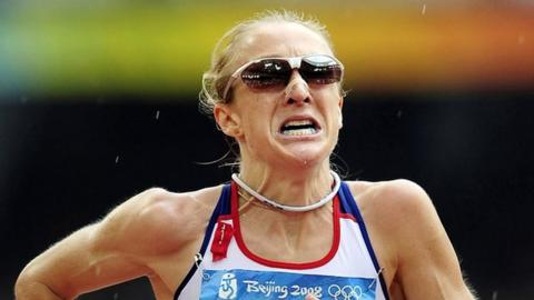 Paula Radcliffe's Olympic heartbreak