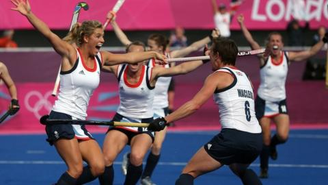 Great Britain 5-3 South Korea
