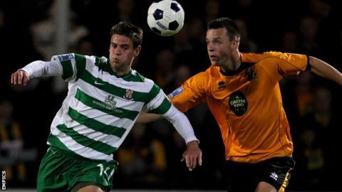 Sam Smith (left) in action against Cambridge last season