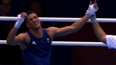 GB's boxer Anthony Ogogo