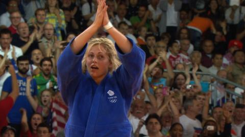 Gemma Gibbons wins silver