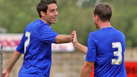 Peter Whittingham celebrates his goal