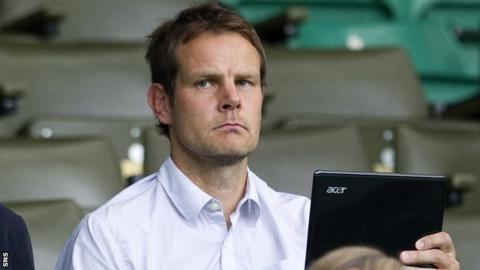 HJK Helsinki assistant manager Juho Rantala