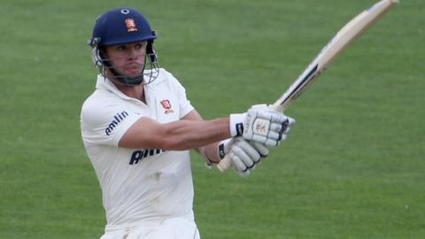 Essex batsman Mark Pettini