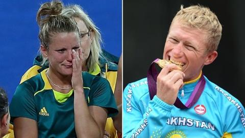 Australian woe and Kazakhstan joy