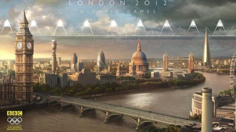 BBC Olympics wallpaper