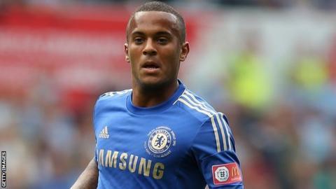 Chelsea's Ryan Bertrand