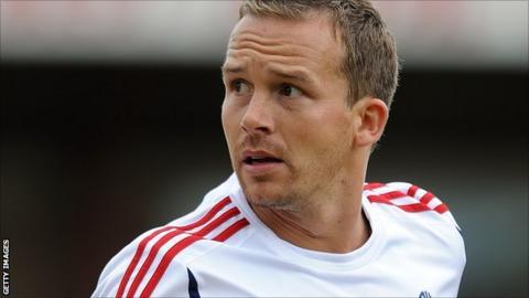 Bolton Wanderers captain Kevin Davies