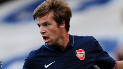 Tom Cruise joined Torquay from Arsenal
