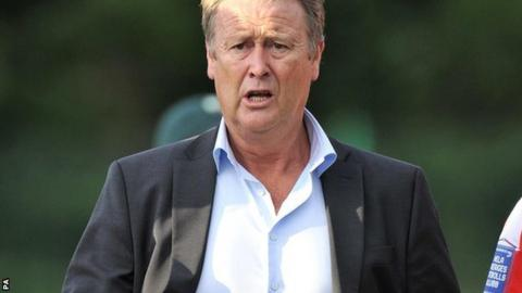 Helsingborgs coach Age Hareide was anxious for a replacement