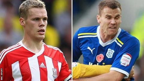 Ryan Shawcross, Ben Turner