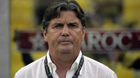 French coach Henri Michel