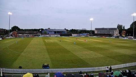 County Ground, Derby