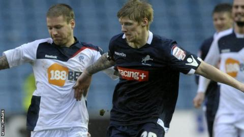 Andy Keogh's strikes for Millwall proved decisive