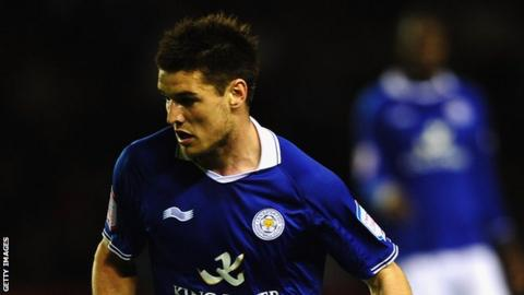 Leicester's Ben Marshall