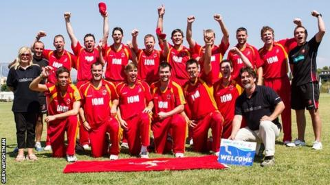Isle of Man Cricket
