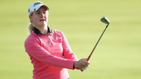 English teenage amateur Charley Hull