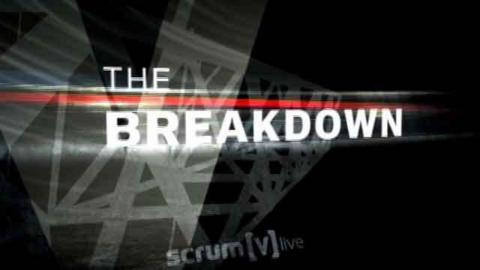 Scrum V breakdown