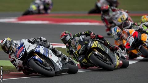 MotoGP at Silverstone