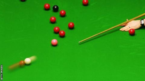 Snooker scores