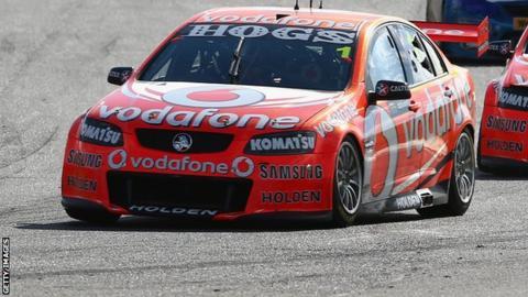 V8 Supercar racing
