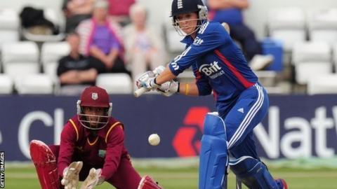 England wicketkeeper Sarah Taylor