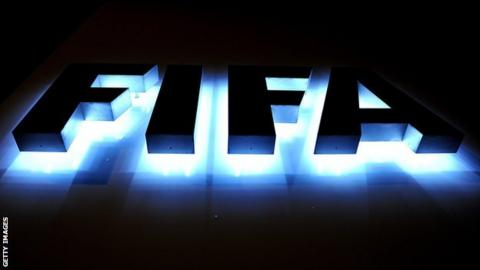 The Fifa logo