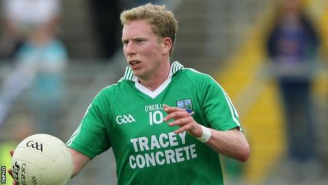 Daryl Keenan scored four of Tempo's points in the Fermanagh final