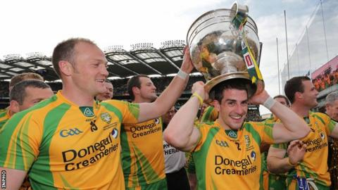 Colm McFadden, Paddy McGrath and Neil McGee are among the All Star nominations