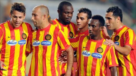 Esperance, Champions League holders