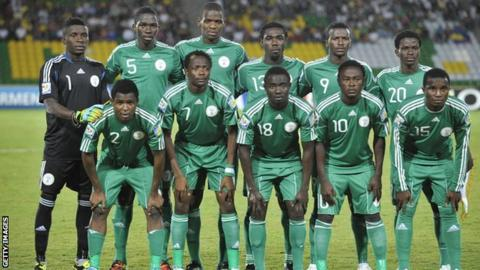 Nigeria at the 2011 Under-20 World Cup in Colombia